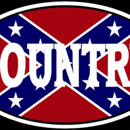 Confederate Country Oval
