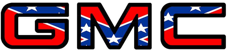 Confederate GMC Logo