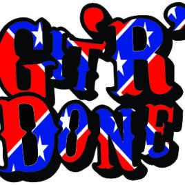 Confederate Git 'R' Done