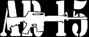 Guns & Ammo 003 AR15