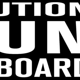 Guns & Ammo 023 Caution gun on board
