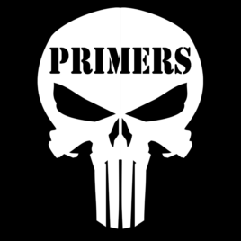 Guns & Ammo 038 Ammo can skull Primers