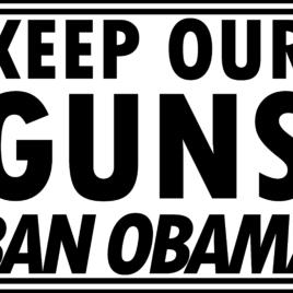 Guns & Ammo 181 Keep our guns