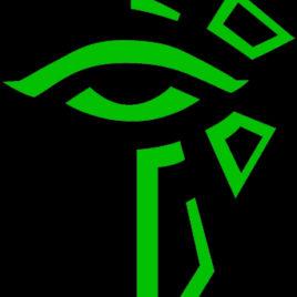 Ingress Enlightened Eye Logo