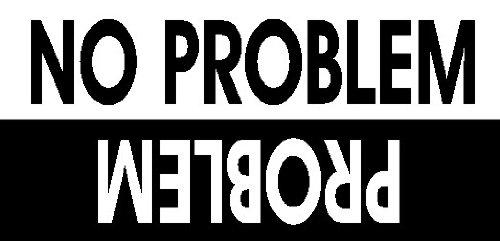 Off-road 007 No problem, Problem
