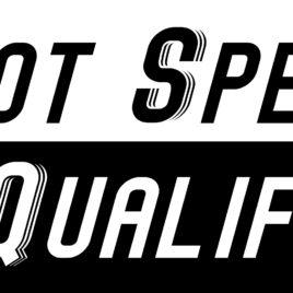 Funny 028 I'm Not Speeding