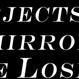 Funny 039 Objects In Mirror